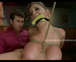 Sex serf fucking in coarse servitude submission sex clip