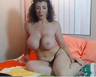 Sara jay - livecam soda show 23.01.2017 part two