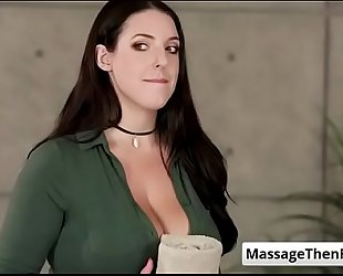 Undercover expose with lena paul and angela white free part-01 from dream massage