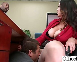 Office lascivious black cock sluts (alison tyler) with large melon billibongs have a fun hard team fuck mov-01