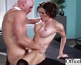 (krissy lynn) round wobblers white bitch gangbang hard in office video-22