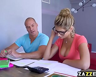 Sean licking down august ames body begins with her billibongs