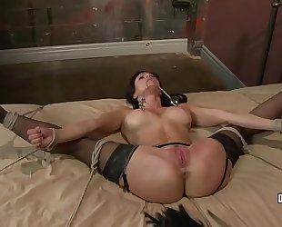 Kendra craving bound and screwed 1
