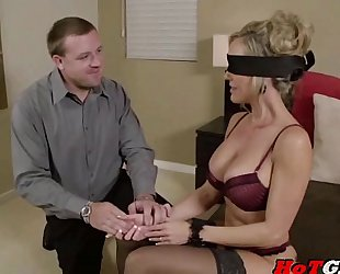 Brandi love - one night in swinger heaven