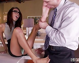 Janice griffith office mischief
