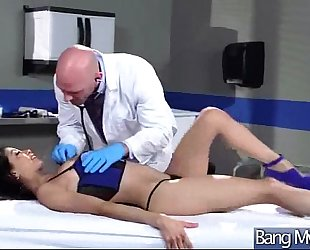 Sex treatment from doctor for hawt lewd doxy patient (veronica rodriguez) clip-29