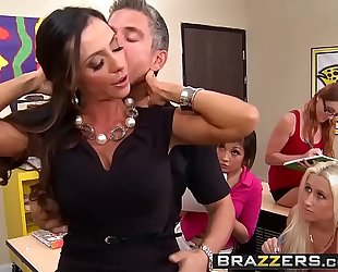 Brazzers.com - large wobblers at school - (ariella ferrera) - the female agonorgasmos 101