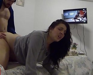 Snots, jock engulf and sex on the bed.san02