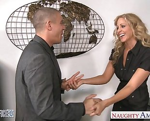 Beauty office chick julia ann fucking
