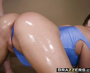 Brazzers.com - large soaked asses - the large arse ballet scene starring harley jade and danny d