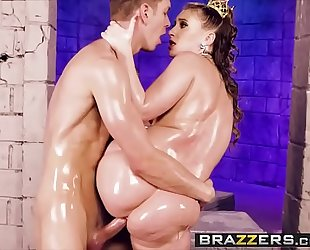 Brazzers.com - large moist booties - (harley jade, markus dupree) - trailer preview