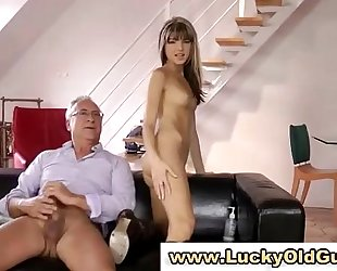 Teen arse and bawdy cleft acquire slammed