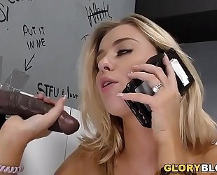 Cheating haley reed bonks dark wang - gloryhole
