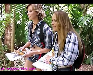 Enjoypornhd.com - alyssa cole, haley reed (backwoods bartering) p2 (new)