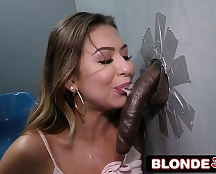 Cheating doxy melissa moore take large dark dong in an adult bookstore