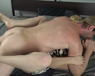 Son forces mamma to fuck him - fifi foxx and schlong ninja
