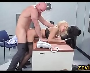 Lovely golden-haired alix lynx astounding fuck