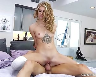 Arya fae can't live without masturbating and getting drilled in each room
