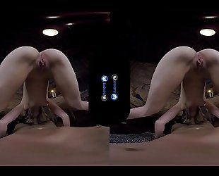 Badoink vr the final sex with alexa grace vr porn